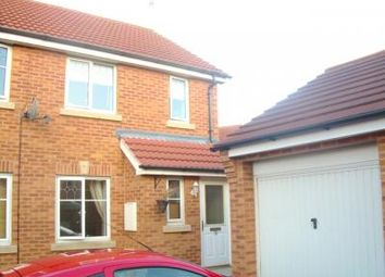 Thumbnail 2 bed end terrace house for sale in Gleneagles Court, Normanton