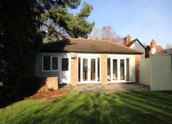 Thumbnail 1 bedroom detached house to rent in Moorlands Lodge, Burton End, Stansted, Essex