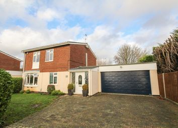 Thumbnail 3 bed detached house for sale in Penn Way, Letchworth Garden City
