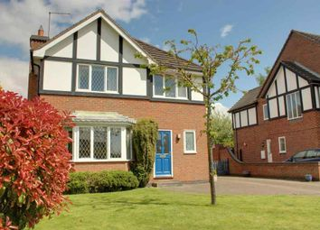 Thumbnail 4 bed detached house for sale in Woodhall Park, Beverley