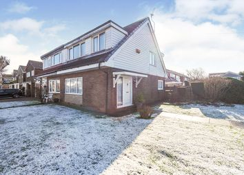 3 bed semi-detached house for sale in Meriden Close, Radcliffe, Manchester, Greater Manchester M26