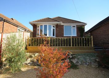 Thumbnail 2 bed detached bungalow for sale in Springford Crescent, Southampton