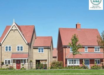 Thumbnail 4 bed detached house for sale in Fornham Place, Marham Park, Tut Hill, Bury St Edmunds, Suffolk