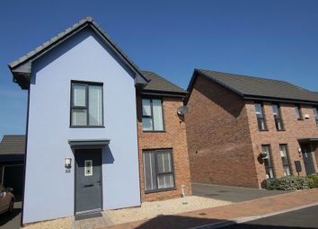 Thumbnail 4 bedroom detached house for sale in 15, Baruc Way, Barry Water Front, Barry, Vale Of Glamorgan