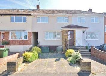 Thumbnail 3 bed terraced house for sale in The Glade, Staines, Middlesex