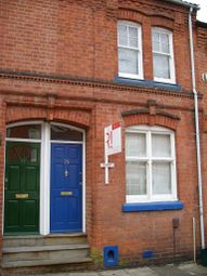 Thumbnail 4 bedroom property to rent in St. Leonards Road, Leicester