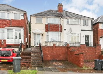 Thumbnail 3 bedroom semi-detached house for sale in Duxford Road, Great Barr, Birmingham