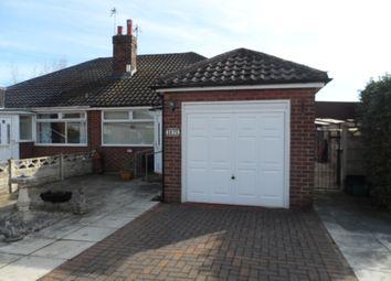 Thumbnail 2 bed semi-detached bungalow for sale in Quailholme Road, Knott End-On-Sea, Poulton-Le-Fylde