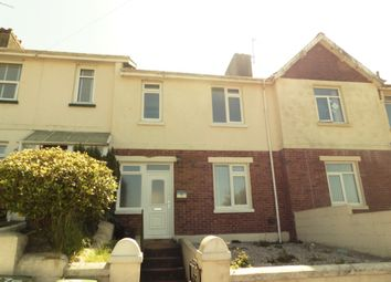 3 bed terraced house to rent in Princes Road East, Torquay TQ1