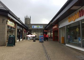 Thumbnail Retail premises to let in Kiosk A, Old Vicarage Place, St Austell
