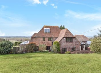 Thumbnail 5 bed detached house for sale in Adber, Sherborne, Dorset