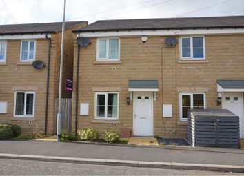 Thumbnail 2 bedroom end terrace house for sale in Britannia Road, Milnsbridge, Huddersfield