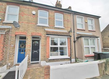 Thumbnail 2 bedroom terraced house for sale in Churchill Road, Gravesend