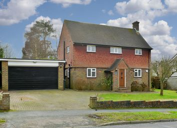 Thumbnail 4 bed detached house for sale in Shelvers Way, Tadworth