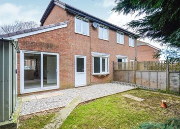 Thumbnail 2 bed semi-detached house for sale in The Meade, Hawkinge, Folkestone