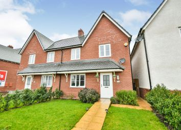 4 bed semi-detached house for sale in Greene Street, Tadpole Garden Village, Swindon SN25