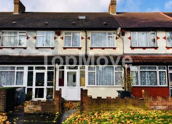 Thumbnail 4 bedroom terraced house to rent in Purley Way, Croydon