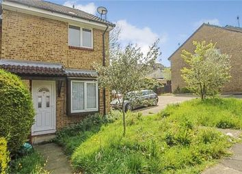 Thumbnail 1 bed end terrace house to rent in Oliver Close, Chatham, Kent.