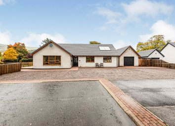 Thumbnail 3 bed bungalow for sale in Millnain Croft, Strathpeffer, Highland