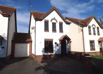 Thumbnail 3 bed link-detached house for sale in Grays, ., Essex
