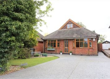 Thumbnail 3 bed detached bungalow for sale in Chellaston Lane, Aston On Trent