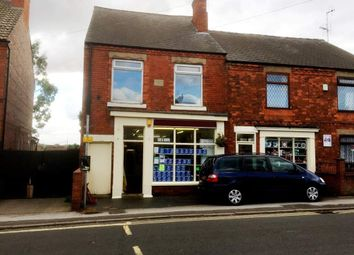 Thumbnail Retail premises for sale in Worksop S80, UK