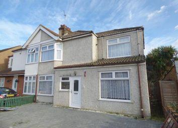 Thumbnail 3 bed semi-detached house for sale in Rainham, Essex, .
