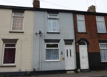 Thumbnail 2 bedroom terraced house to rent in Manby Road, Great Yarmouth