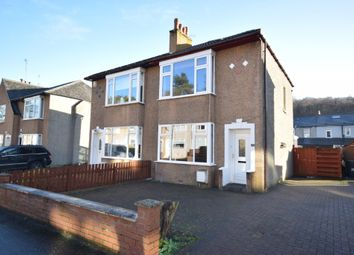 Thumbnail 2 bed property for sale in Monteith Drive, Stamperland, Glasgow