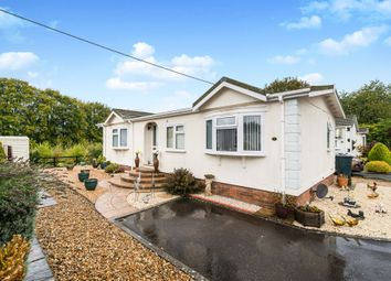 Thumbnail 2 bed mobile/park home for sale in Salisbury Road, Abbotts Ann, Andover
