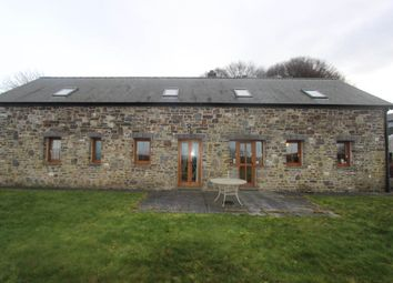 Thumbnail 6 bed detached house to rent in Pant Y Carne Farm, New Cross, Aberystwyth