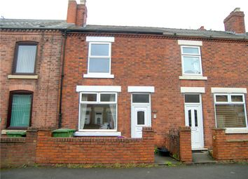 Thumbnail 2 bedroom terraced house for sale in Charles Street, Leabrooks, Alfreton
