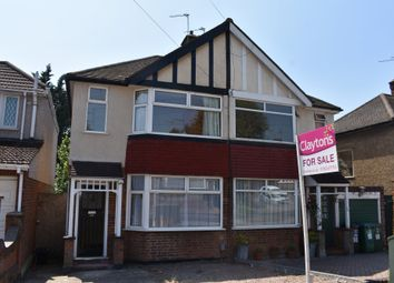2 bed semi-detached house for sale in Balmoral Road, Watford WD24