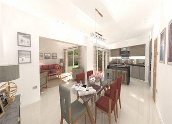 Thumbnail 4 bed terraced house for sale in Brighouse Park Drive, Caer Amon, Cramond, Edinburgh