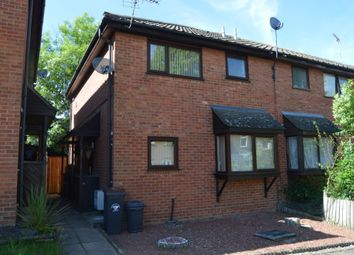 Thumbnail 1 bed terraced house to rent in Oak Road, Harold Wood, Romford