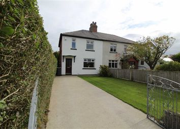 Thumbnail 3 bed semi-detached house for sale in Carr Lane, Pilling, Preston
