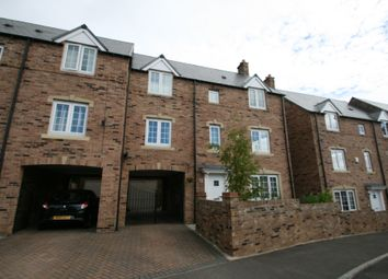 Thumbnail 4 bed town house to rent in Boste Crescent, Durham, Durham City