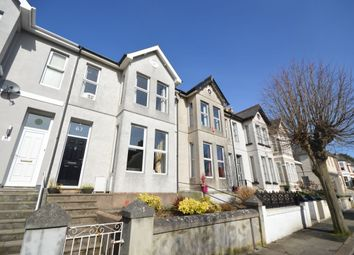 Thumbnail 5 bed terraced house for sale in Edith Avenue, Plymouth