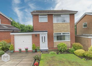 Thumbnail 3 bedroom detached house for sale in Ramwells Brow, Bromley Cross, Bolton