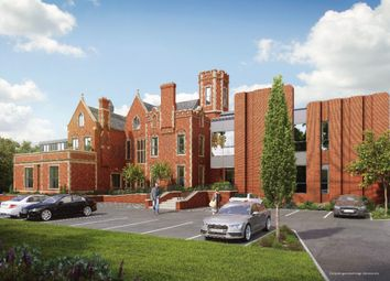 Thumbnail 2 bed flat to rent in Elvian House, Nixey Close, Slough