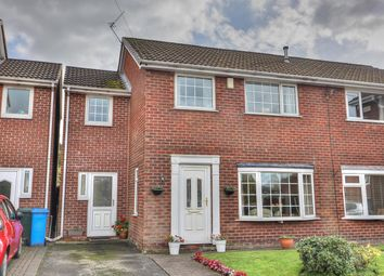 Thumbnail 4 bed semi-detached house for sale in Garden Way, Smithy Bridge