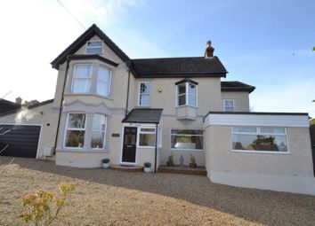 Thumbnail 4 bedroom detached house for sale in Tunbury Avenue, Walderslade, Chatham
