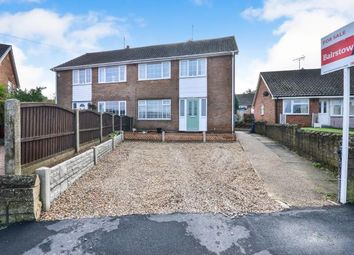 Thumbnail 3 bed semi-detached house for sale in Preston Road, Rainworth, Mansfield