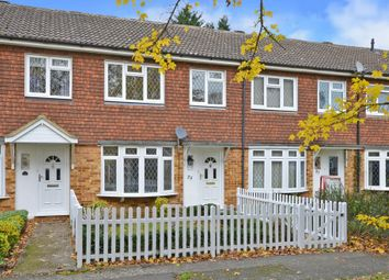 Thumbnail 3 bed terraced house to rent in Quebec Gardens, Blackwater, Camberley