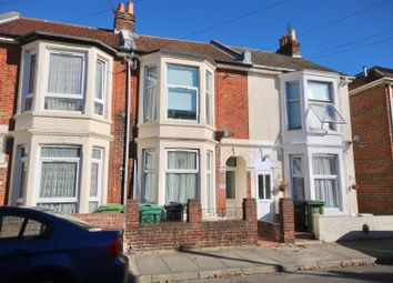 Thumbnail 1 bed flat for sale in Montgomerie Road, Southsea