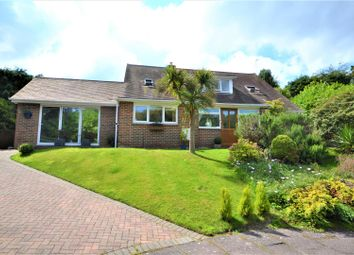 Thumbnail 3 bed detached house for sale in Parkway, Eastbourne