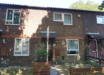 Thumbnail 3 bed terraced house to rent in Quintrell Close, Woking, Surrey