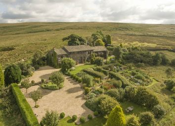 Thumbnail 5 bed detached house for sale in Hollingworth Lane, Walsden, West Yorkshire