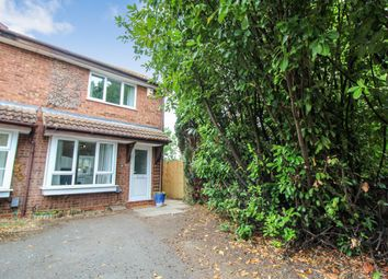 Thumbnail 2 bed end terrace house for sale in Westminster Gardens, Kempston, Bedford