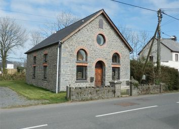 Thumbnail 3 bed detached house for sale in Penuel Chapel, Cross Inn, Nr New Quay